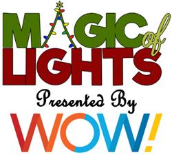 Magic of Lights, November 17, 2017-January 1, 2018