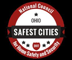 North Ridgeville Ranks in the Top 50 Safest Cities in Ohio