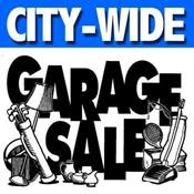 citywide garage sale days