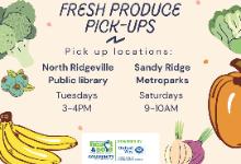 Fresh Produce Pick-Ups