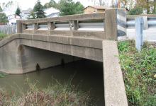 Mills Road Bridge