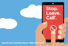 Stop Leave call