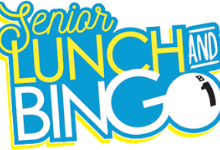 senior lunch and bingo