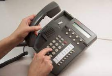 Dialing Phone Numbers