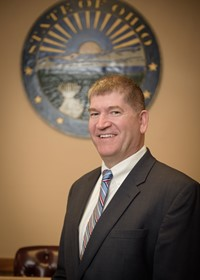 Mayor Kevin Corcoran
